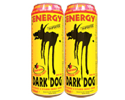 DARK DOG ENERGY DRINK BEBIDA ENERGIZANTE 568ML 4 UNID PACK